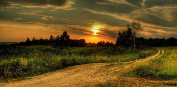 country-road-at-sunset